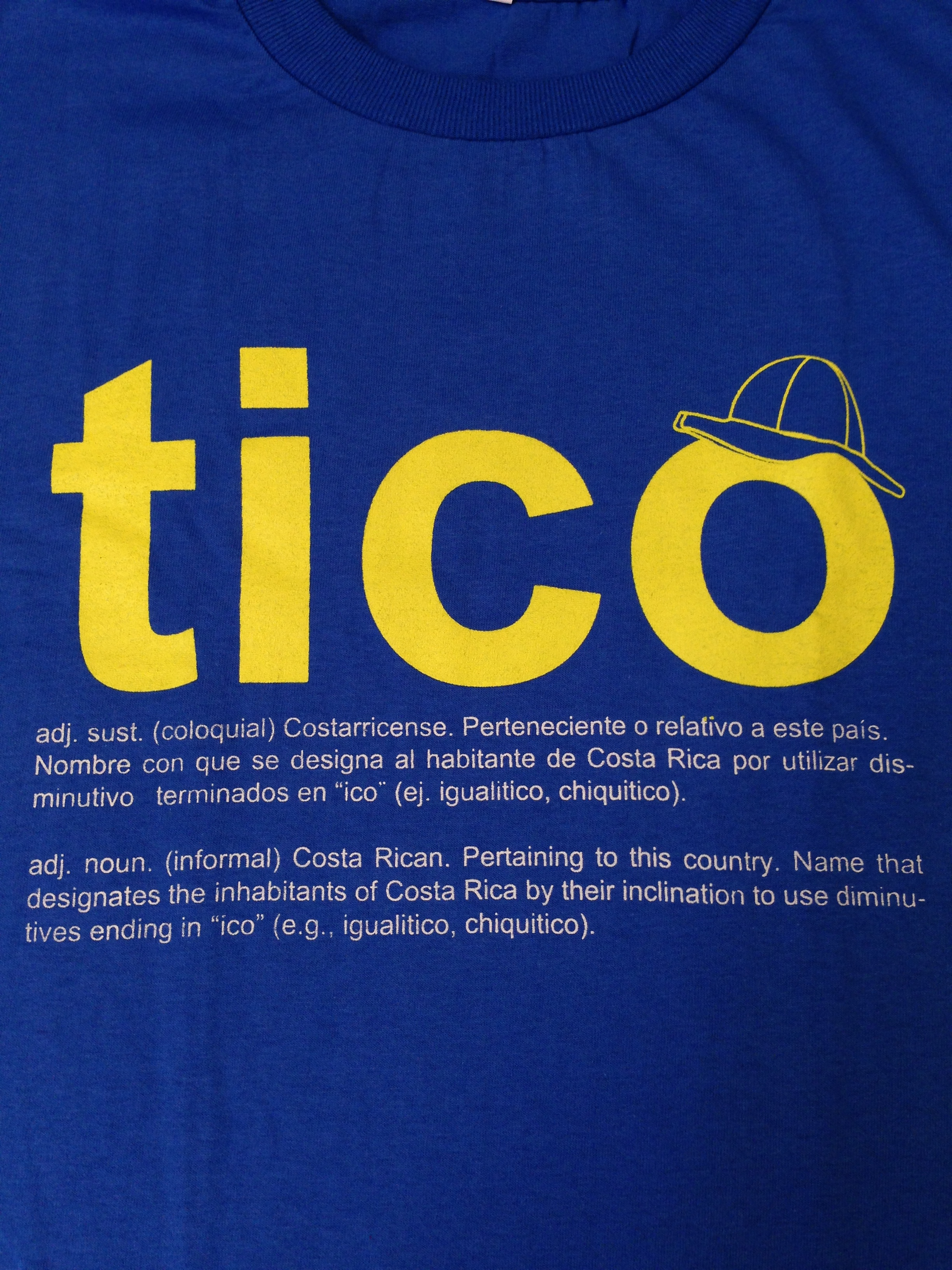 as mentioned costa ricans are popularly known as ticos or ticas spanish is lush with diminutive suffixes such as uitaito eg casa ue casita