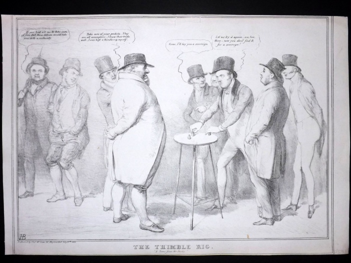 doyle-hb-sketches-c1830-s-print-the-thimble-rig-176965-p